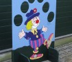 Bal gooi clown